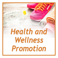 health and wellness promotion in exercise and sport science
