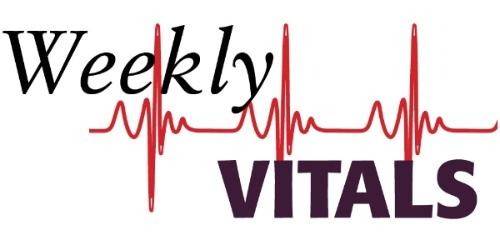 weekly vitals