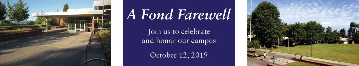 A Fond Farewell Celebration 2019