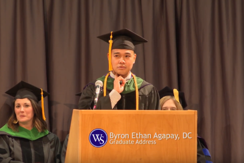 Byron Agapay student address